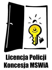 Ślusarz Częstochowa - licencja